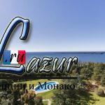 Современный пентхаус сджакузи игаражом врезиденции сбассейном, парком, теннисными кортами имини-гольфом, Канны, Франция